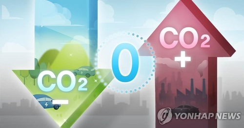 An image of carbon neutrality. (Yonhap)