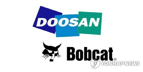 This captured image from Doosan Bobcat Inc.'s website shows its logo. (PHOTO NOT FOR SALE) (Yonhap)